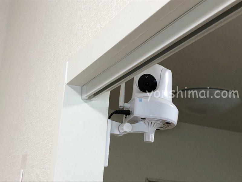介護のカメラモニター