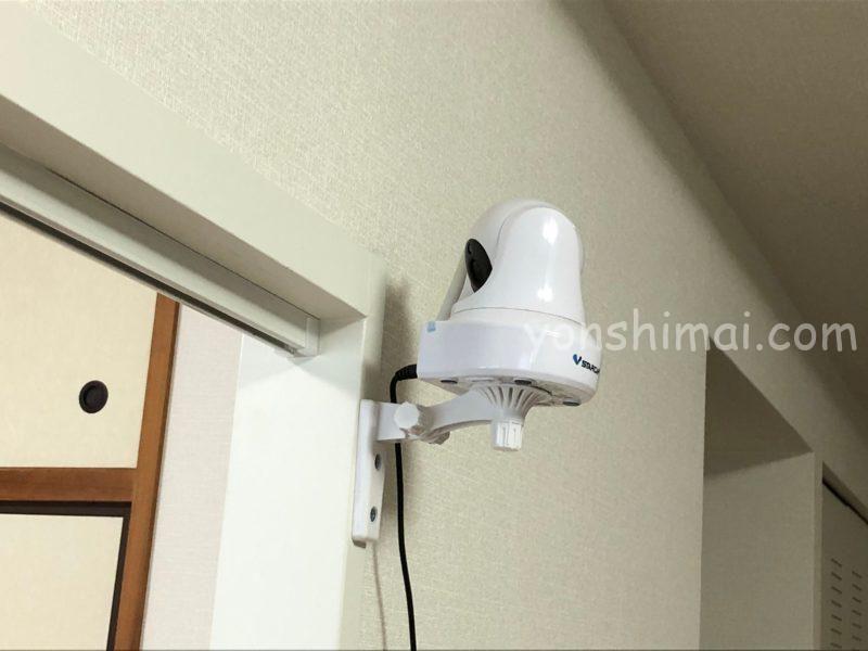 介護カメラモニター